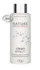 CLEAN EFFECT, lotion bio 2 en 1 tonique et démaquillante