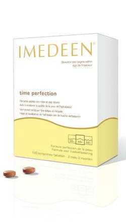 TIME PERFECTION 120 de Imedeen : nutri-cosmétique anti-âge