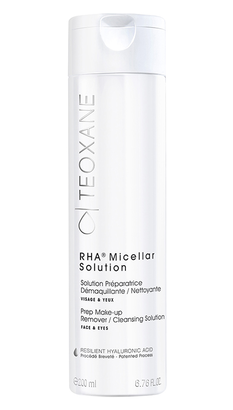 RHA MICELLAR SOLUTION, lotion micellaire à l'acide hyaluronique